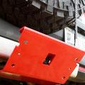 CB Antenna and Back-Up Camera - Skid Plate V2