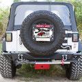 Jeep JK With Hi-Lift Jack Kit