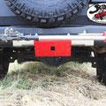 Hi-Lift Jack Mounted - Skid Plate V2
