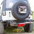 Hi-Lift Jack - Jeep JK - Skid Plate V2