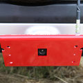 Back-Up Camera Recessed & CB Antenna - Skid Plate V2