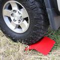 Wheel Chock - Skid Plate V2