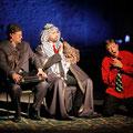 """Die Toten"" - Michael J. Schwendinger (Abul Hasan) , Jens Waldig (Masrur) , Dan Chamandy (Harun Ar-Raschid)"