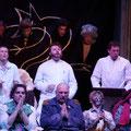 Ensemble: Scherz, Satire, Ironie & tiefere Bedeutung - Finale 1