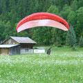 Landung Stechelberg