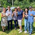 Alle meine Lieben, Kathi & Tom, Evelyn & Geri, Margarethe & Heinz (die Randnotiz)