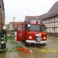 Hochwasser in Rockhausen