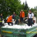 Hochwasser in Elxleben