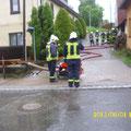 Hochwasser in Elleben