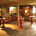 Fondue Tisch weihnachtsfeier zh