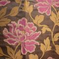 """Tissu """"fleurs roses"""" (lourd et épais, idéal pour l'hiver)"""