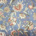 Tissu fleurs Candice (coton)