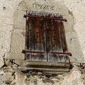 Vieille fenêtre © SC