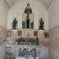 Chapelle de Mageta © MC