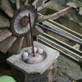 Kugelmühle / Flint mill - http://www.kugelmuehle-neidlingen.de/