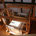Nachbarins Webstuhl / Neigbour's hand loom - © Thomas Kruschina