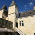 La Halte des Mariniers, grand gite 15 personnes près de Saumur  - témoin du 16e, fenêtre à meneau