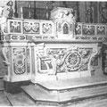 Chiesa SS. Annunziata - Altare Maggiore