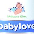 Marken- und Packungsdesign babylove, für dm-drogeriemarkt