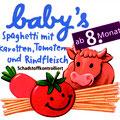 Marken-und Packungsdesign baby's, für dm-drogeriemarkt © Susanne Barth