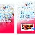 Entwicklungsarbeit Packaging für Gesamtsortiment  für Südzucker AG © Susanne Barth