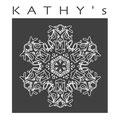 Lebendiger Schlüssel als Markenzeichen für Kathy's. Freie Arbeit © Susanne Barth