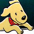 Figurentwicklun Dein Bestes-Hundefutter, für dm-drogeriemarkt © Susanne Barth