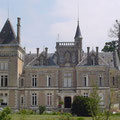 façade avant du Chatelard