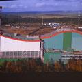 Die neue energetische Müllverwertungsanlage der Stadtwerke Pilsen ZEVO in Chotíkov