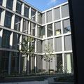 TechBase Innenhof