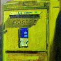 boîte aux lettres-mailbox 13cm x 18cm