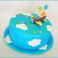 Flugzeug/Airplane cake