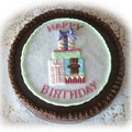 Sacher Torte zum Geburtstag