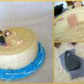 Strand cake