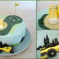 Hobby/Formel1 cake