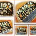 Fan-Torte/Sacher-Torte