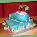 Meeres-Torte/Sea cake