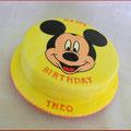 Mickie Maus cake