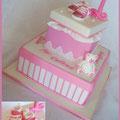 BlingBling Schuhe/ Chucks cakes