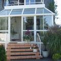 Vorbau für Hauseingang - HEUER Langenhagen / Hannover
