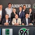 Hannover 96 und HEUER