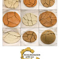 Erstellung von Keramik für die Ausgrabung in  RE; 06/13