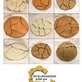 """""""Erstellung von Keramik für die Ausgrabung in  RE"""" Keramik, 2013 (Verkauft)"""