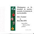 Felicitacion navideña para 2005 - pagina central