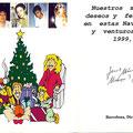 Felicitacion navideña para 1998 - pagina central