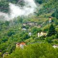 Berghang bei Bellano