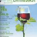 Wine Enthusiast, May 2008