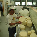John and Anne Hoyt, owners of Leelanau Cheese, took a Gold and a Bronze at the World Cheese Awards in London, 2014
