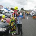 En el Mega del PQ de La Paz con Autos MYR