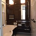 TV・温風乾燥機付断熱ユニット浴室